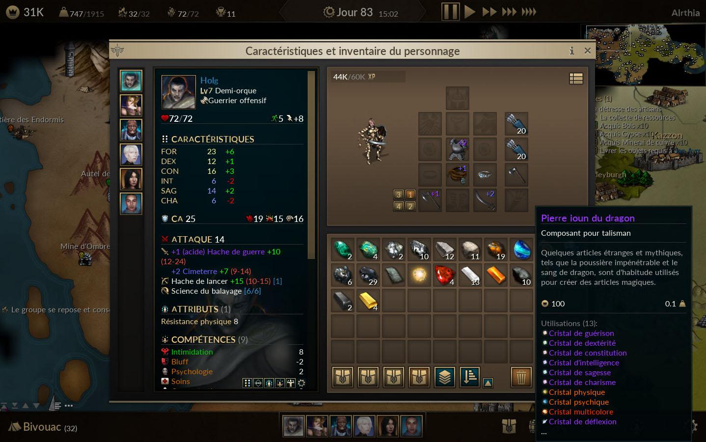 Low Magic Age (patch de traduction)